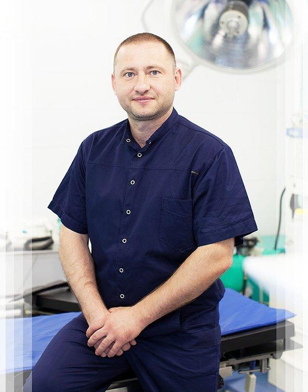 Доктор Меньщиков - хирург андролог