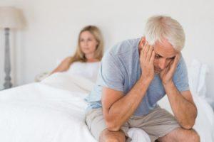 Импотенция после простатэктомии часто временна