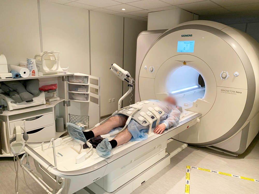 диагностика ЭД, МРТ полового члена